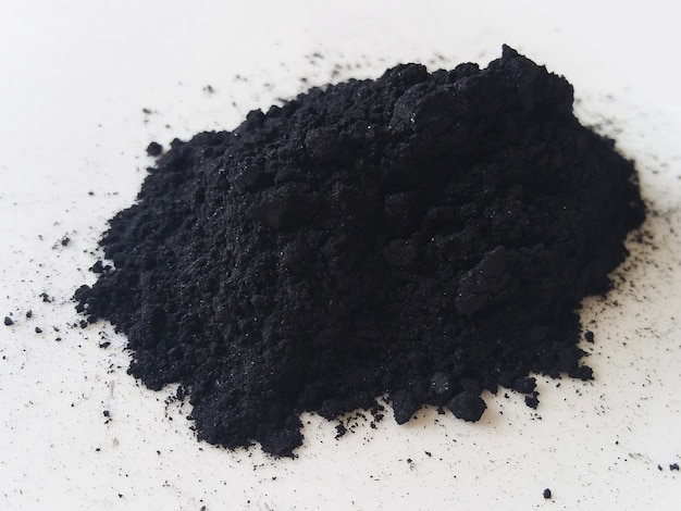 Pó de carvão de bambu de carvão ativado