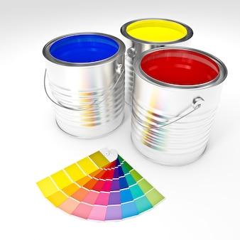 Pode colorir tinta