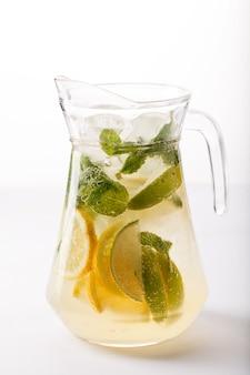 Polpa de limonada caseira