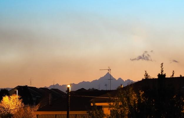 Poluição atmosférica em torino