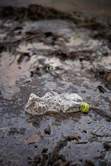 Poluição por sucata de plástico