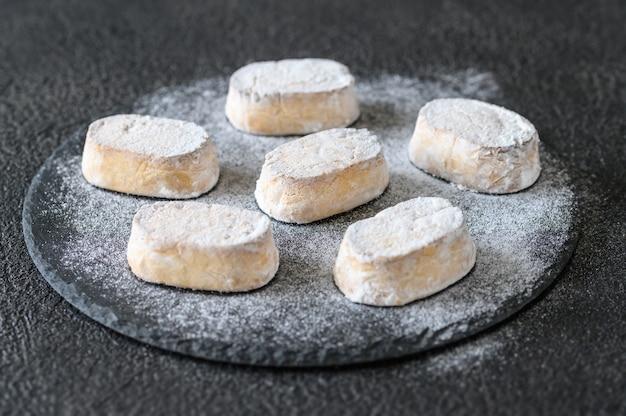 Polvorón - biscoito amanteigado espanhol
