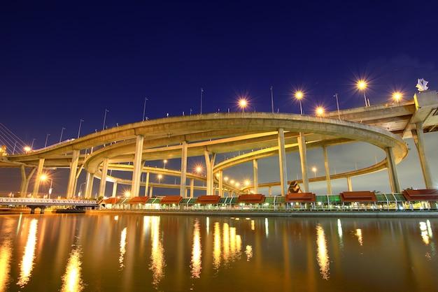 Ponte bhumibol na tailândia