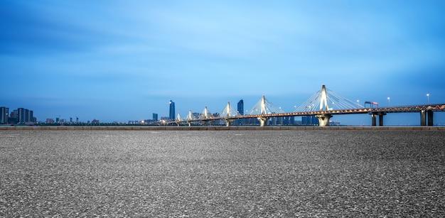 Ponte da baía de shenzhen