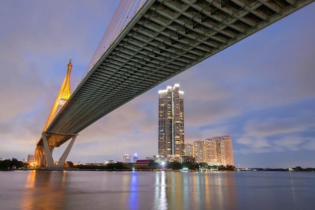 Ponte de bhumibol