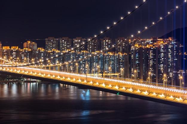 Ponte de hong kong tsing ma