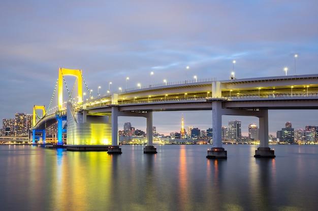 Ponte do arco-íris de tóquio