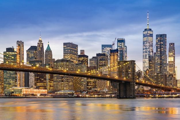 Ponte do brooklyn, nova iorque