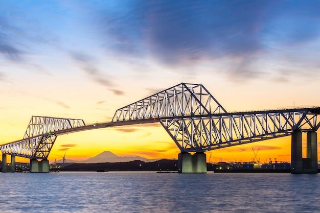 Ponte do portão de tóquio