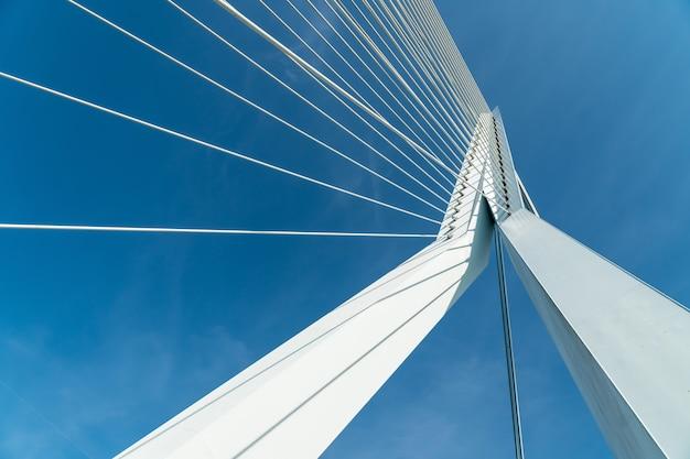 Ponte erasmus em roterdão