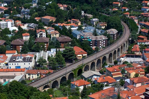 Ponte ferroviária, trieste