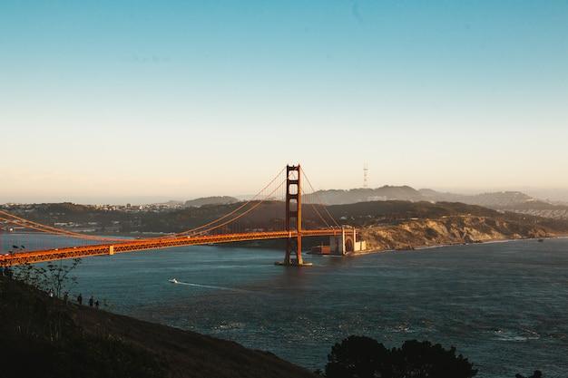 Ponte golden gate, em, são francisco