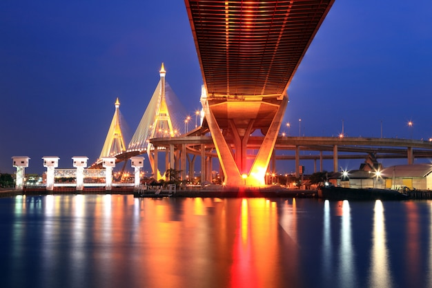 Ponte industrial de banguecoque