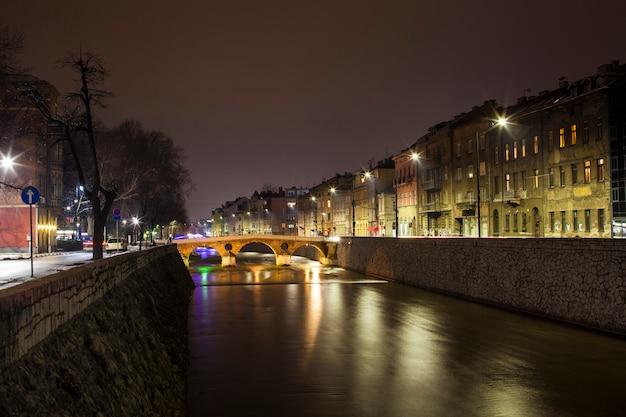 Ponte latina em sarajevo