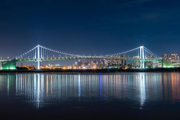 Ponte odaiba no japão.
