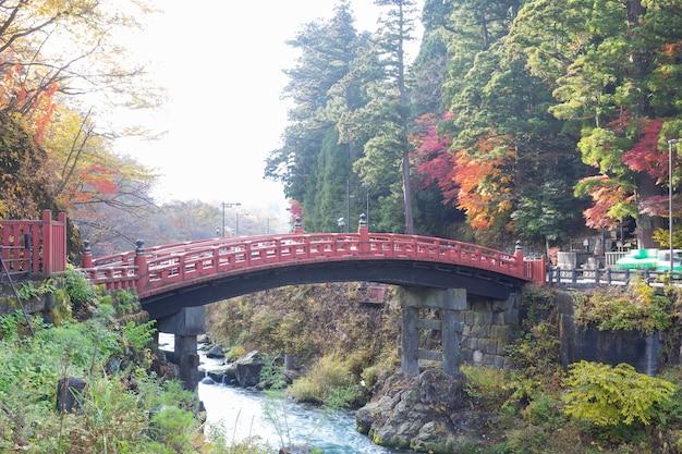 Ponte sagrada de shinkyo
