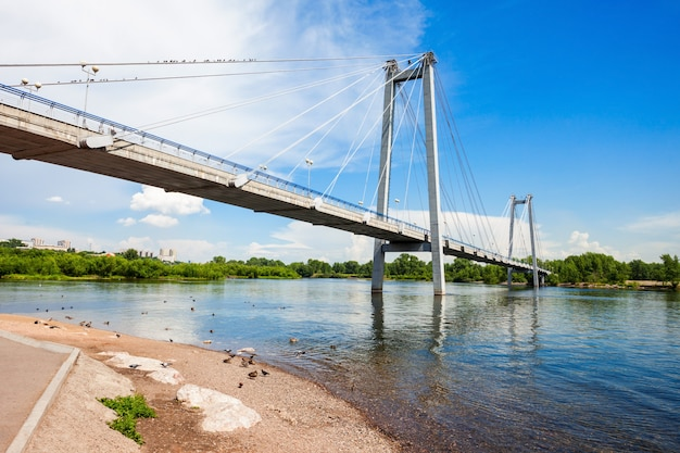 Ponte vynogradovskiy em krasnoyarsk