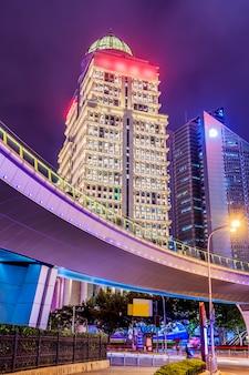 Pontos de referência ver construção chinesa refletir