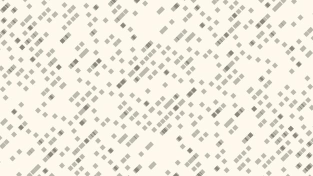 Pontos pretos abstratos geométricos, fundo simples. estilo de ilustração 3d elegante e plano para negócios e modelo corporativo