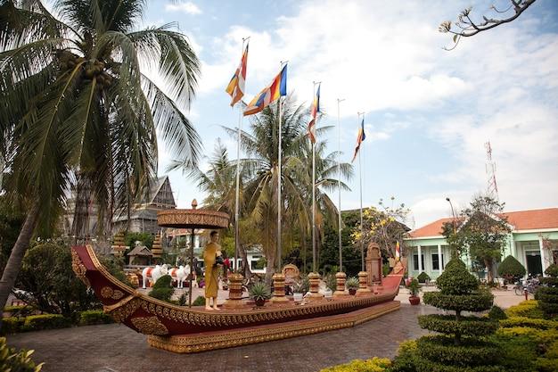 Pontos turísticos de siem reap, camboja