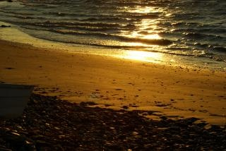 Pôr do sol, amanhecer