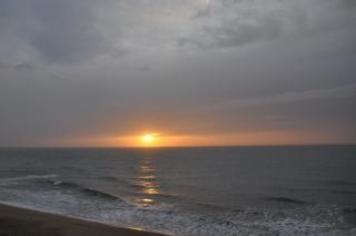 Pôr do sol búlgaro