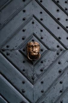 Porta, portão de entrada antigo, gateway