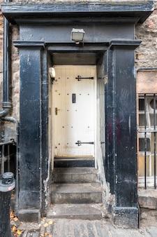 Porta velha escócia