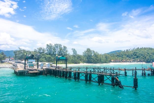 Porto de turismo