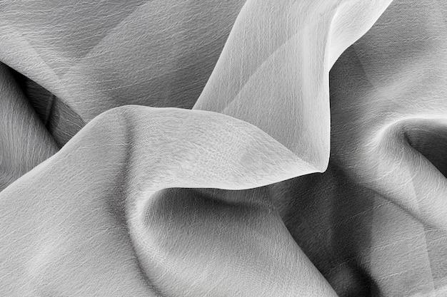 Postura plana de material têxtil