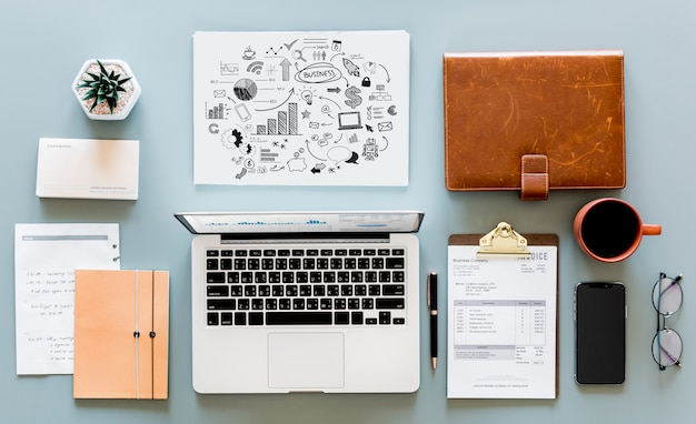Postura plana do conceito de negócio