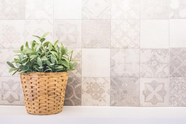 Pot escritório sala de natureza vaso Foto gratuita