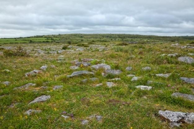 Poulnabrone paisagem hdr