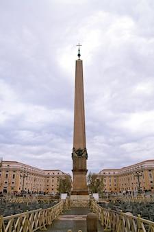 Praça do vaticano roma