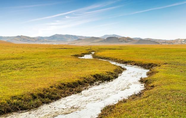 Pradaria da mongólia interior