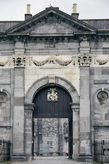 Prados dos dukes em kilkenny castle park