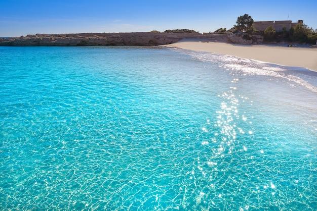Praia de ametlla de mar cala sant jordi