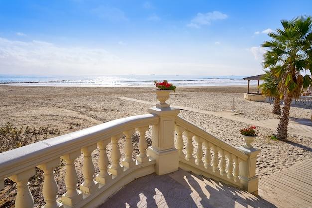 Praia de benicassim voramar playa castellon