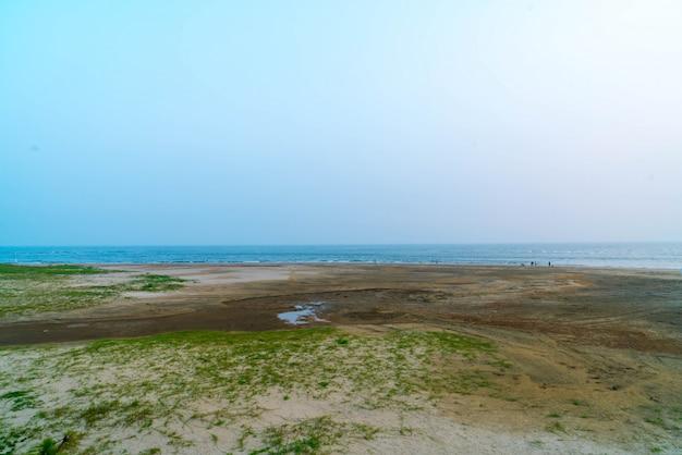 Praia de dadaepo em busan