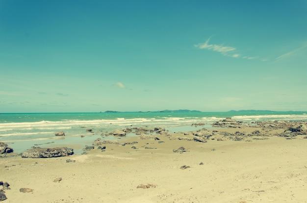 Praia do vintage