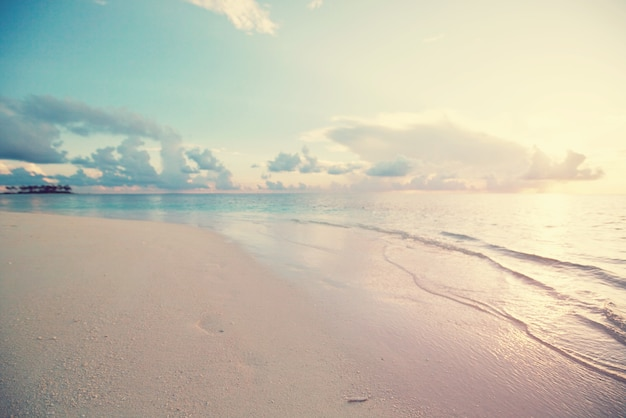 Praia maldivas