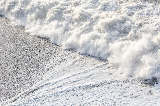 Praia preta islândia