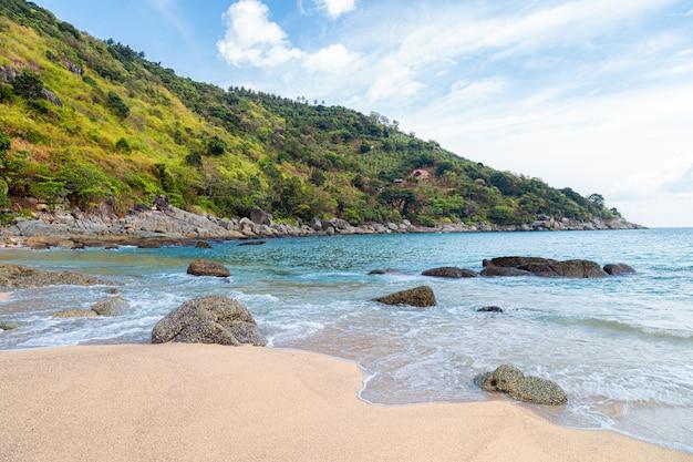 Praias em phuket, tailândia