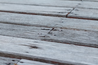 Prancha de madeira marrom