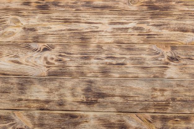 Prancha de madeira texturizada de perto