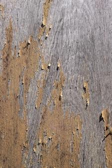 Prancha velha com detalhes de fundo de textura de natural.