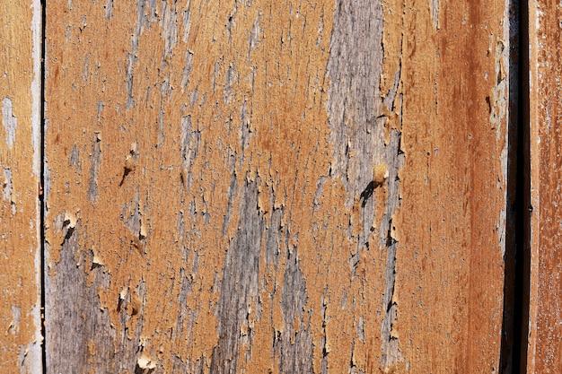 Prancha velha de textura com detalhes de fundo.