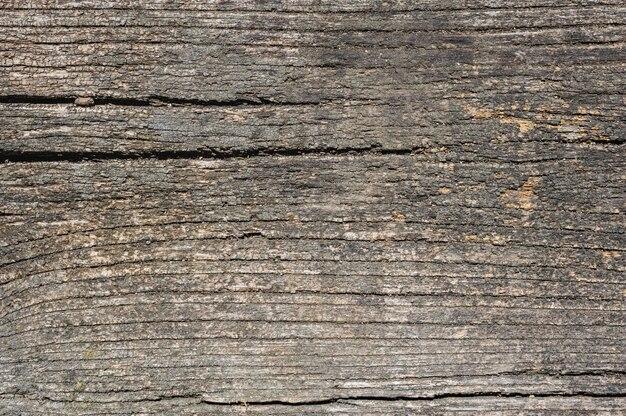 Pranchas de madeira envelhecidas velhas, textura com padrão natural