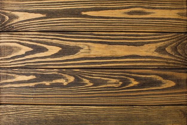 Pranchas de madeira marrom retrô gasto de parede, mesa ou fundo de banner de textura de piso. projeto de papel de parede de maquete de foto de mesa de madeira para decoração.