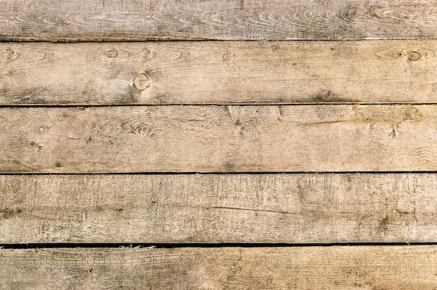 Pranchas de madeira marrons textura de fundo